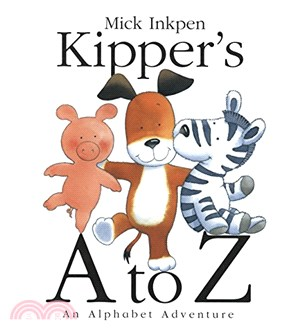 Kipper's A To Z ─ An Alphabet Adventure (平裝本)