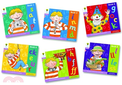 Floppy's Phonics Level 1+ Mixed Pack of 6,