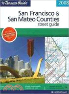The Thomas Guide San Francisco/San Mateo Cos, California—Street Guide