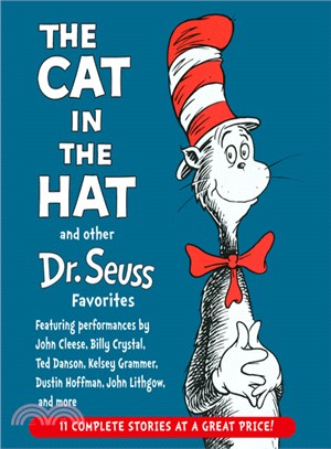 The Cat in the Hat and Other Dr. Seuss Favorites (2CD 不附書)