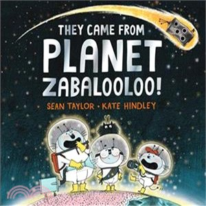 They Came from Planet Zabalooloo! (精裝本)