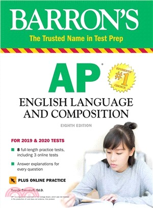 Barron's Ap English Language And Composition, 8Th Edition