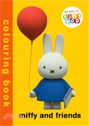 Miffy & Friends Colouring Book