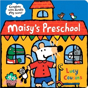 Maisy's Preschool ― Complete With Durable Play Scene
