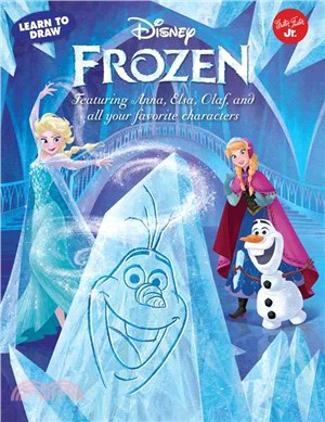 Learn to Draw Disney's Frozen ─ Featuring Anna, Elsa, Olaf, and All Your Favorite Characters!