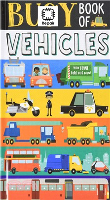 Busy Book of Vehicles