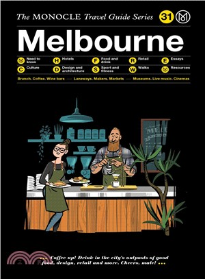 Monocle Travel Guide Melbourne